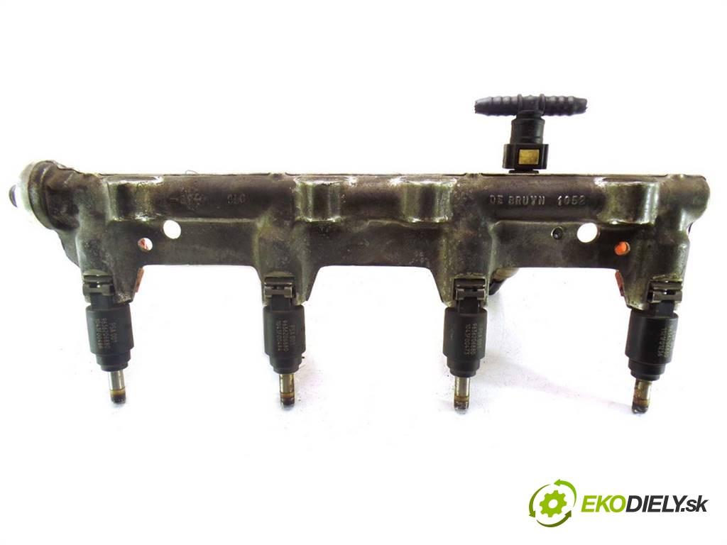 lišta vstrekovacia vstrekovacie ventily 9636209180 9636206880 Citroen C5       0