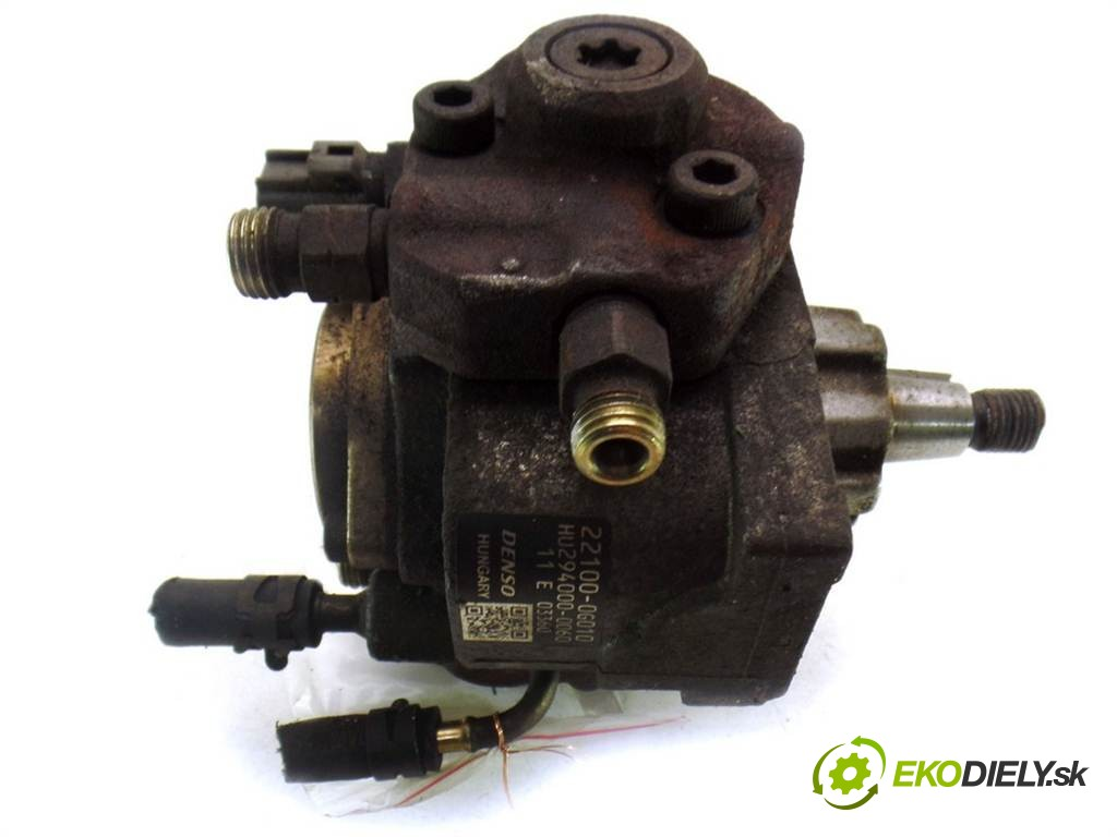 pumpa vstrekovacia 22100-0G010 Toyota Corolla Verso II       0