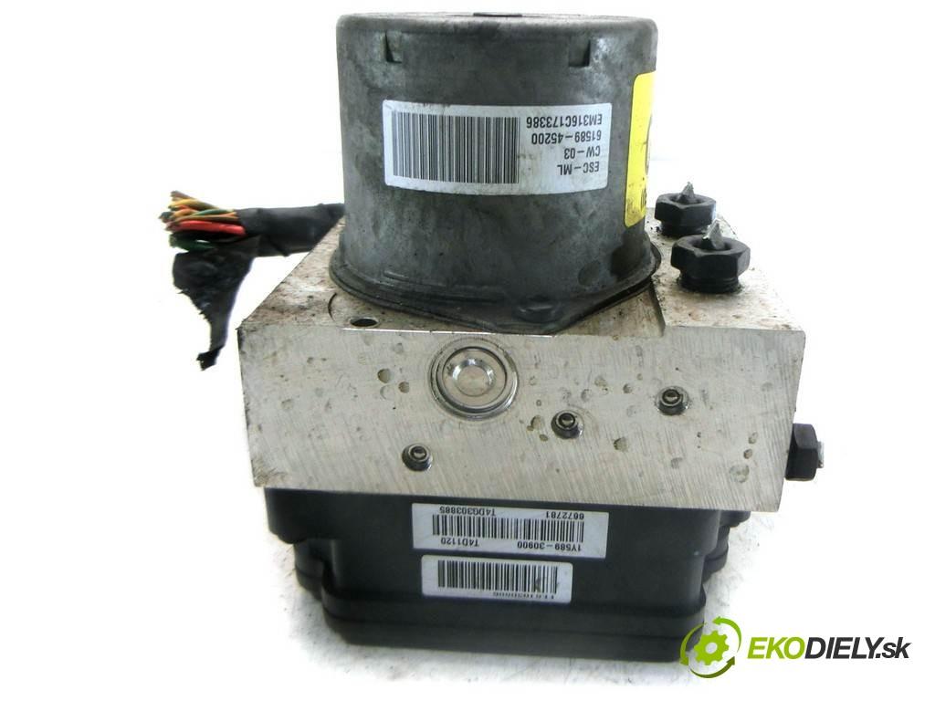 pumpa abs 58910-1Y600 Kia Picanto II LIFT       0