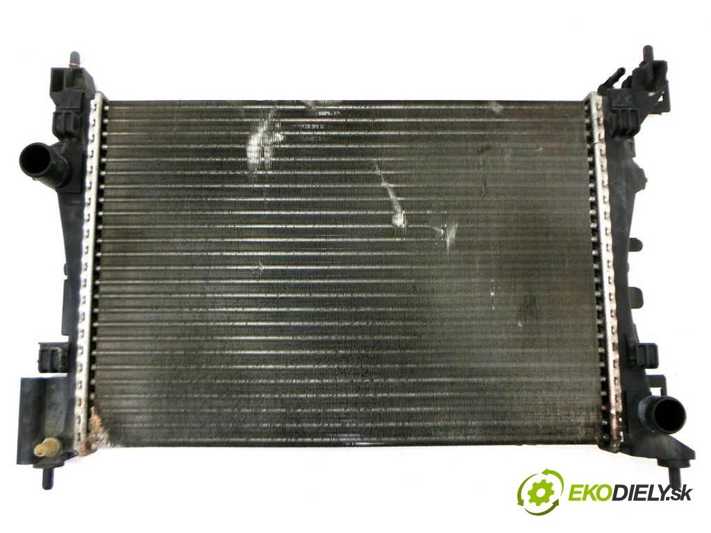 chladič vody 51790774 Fiat Fiorino III       0