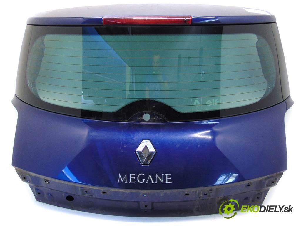 zadná kapota  Renault Megane II       0
