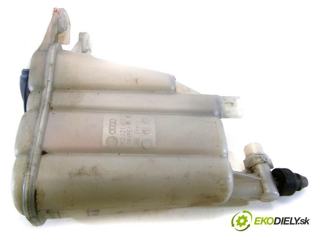 nádržka vyrovnávacia (kvapaliny) chladiaceho 8K0121403G Audi A4 B8       0