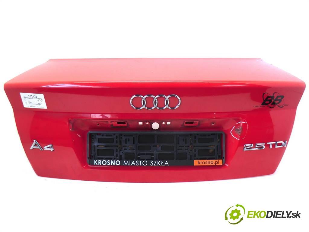 zadná kapota  Audi A4 B5 FL       0