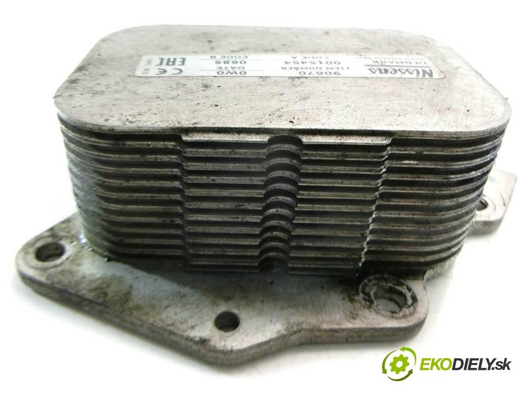 chladič oleja  Peugeot 1007       0