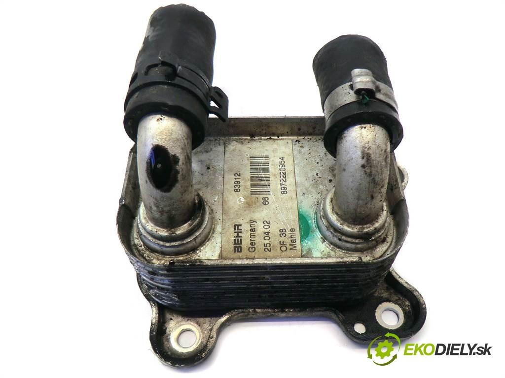 chladič oleja 8972220954 Opel Corsa C       0