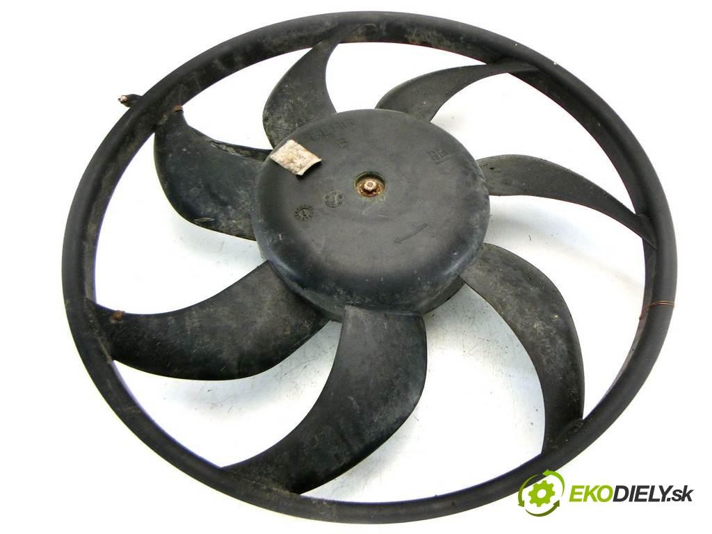 ventilátor chladiča  Opel Corsa C       0