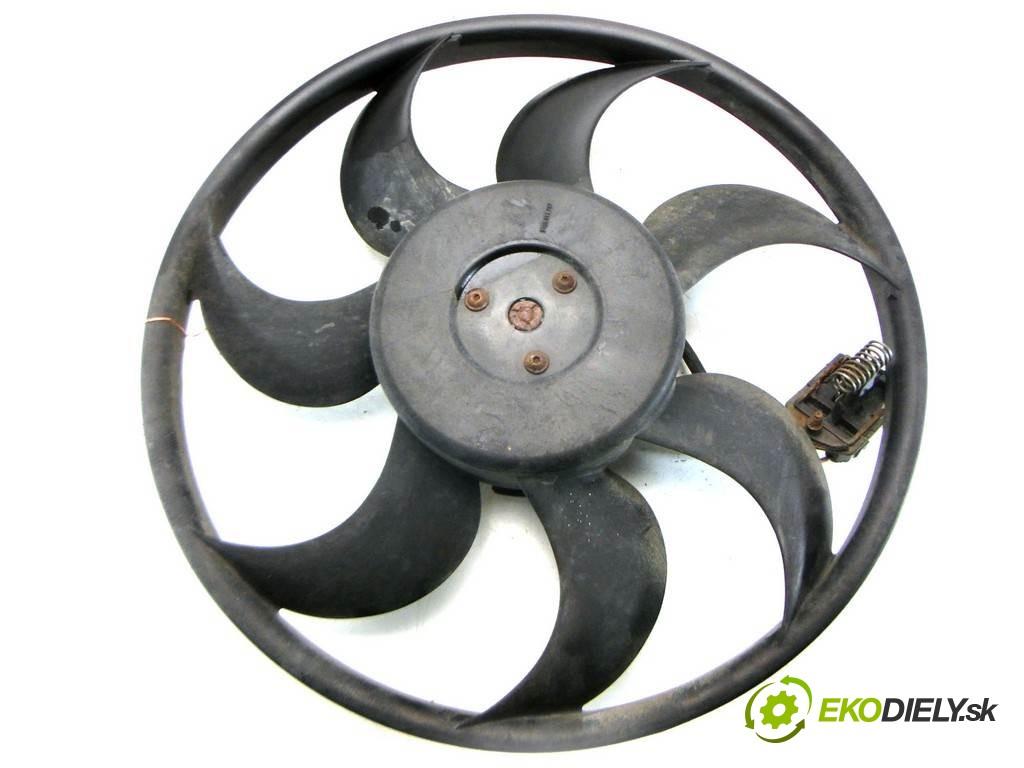 ventilátor chladiča 90570739 Opel Zafira A       0