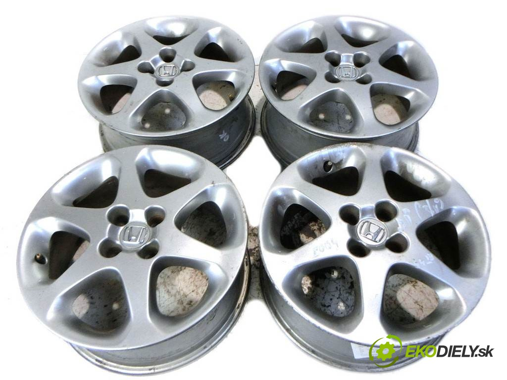 disky hliníkové - 16  Honda        0