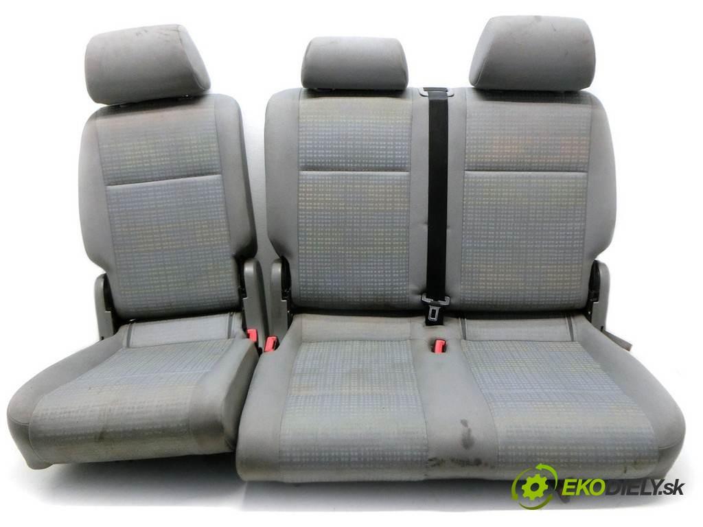 sedadlo zad  Volkswagen Caddy       0