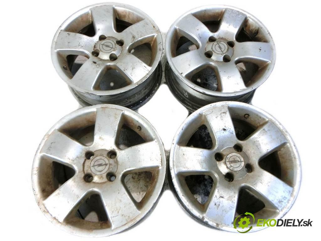 disky hliníkové - 15  Opel        0