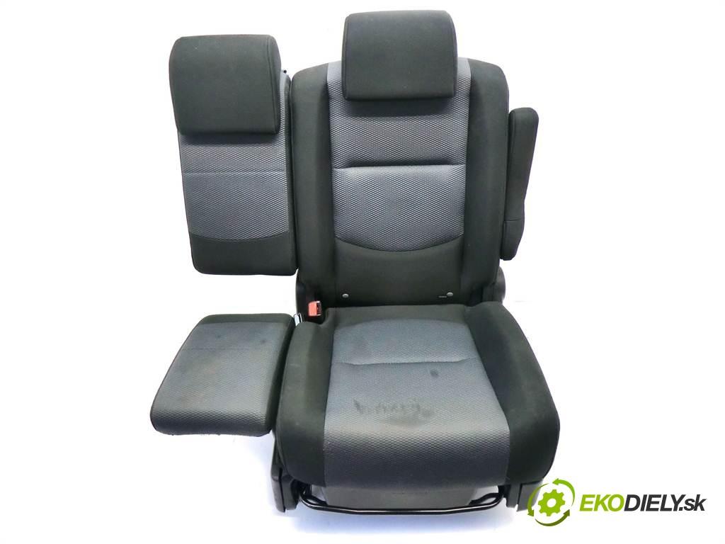 sedadlo zadný ľavy  Mazda 5 Premacy II       0
