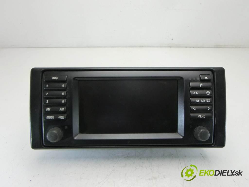 bmw e39 radio