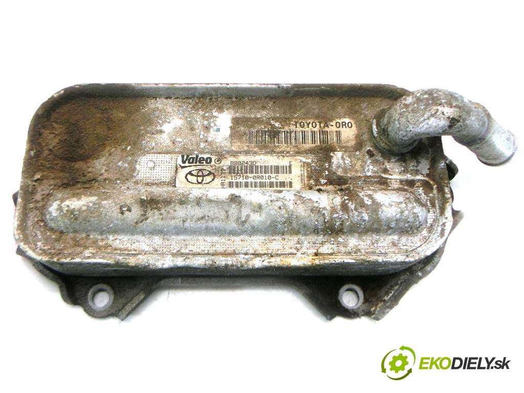 chladič oleja 15710-0R010 Toyota Avensis II T25 LIFT       0