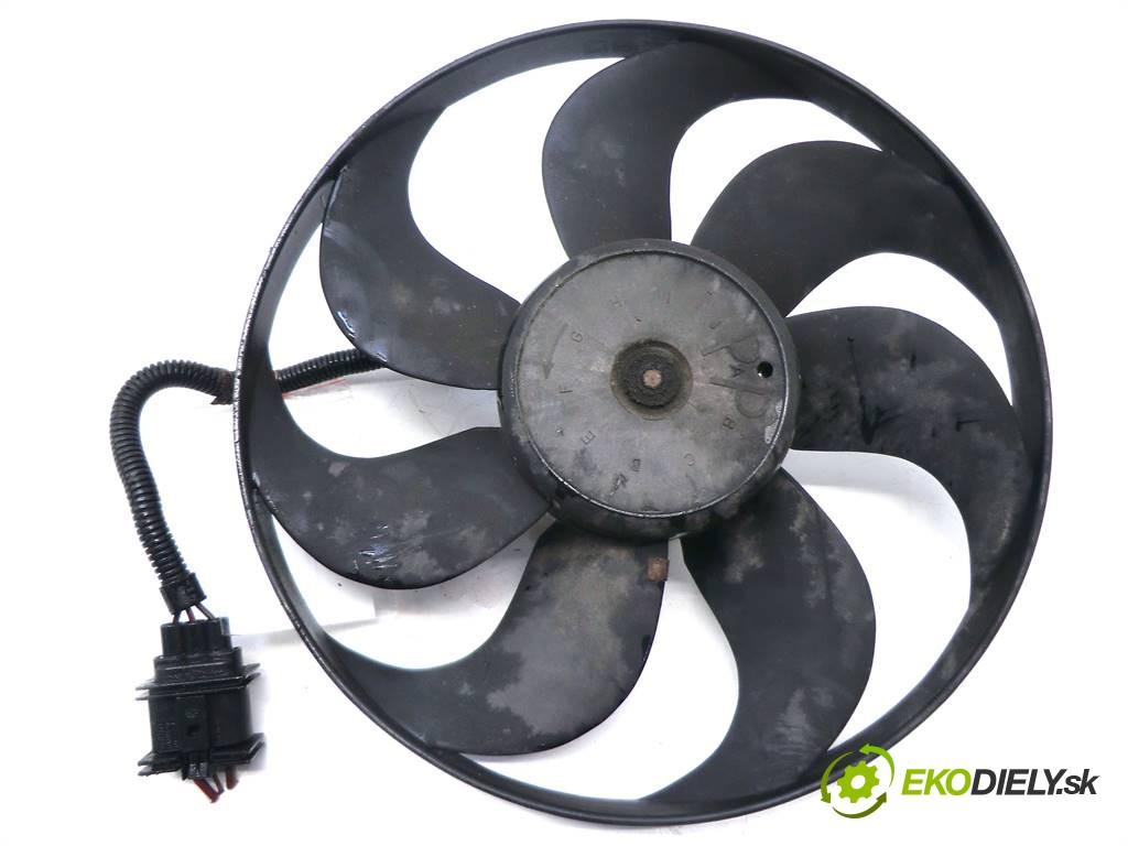 ventilátor chladiča 1J0959455B Skoda Fabia       0