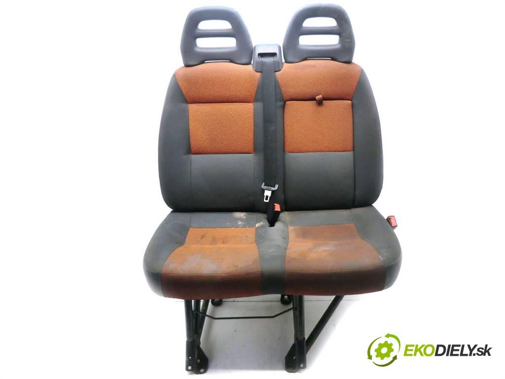 sedadlo pravy dvojitý  Fiat Ducato III       0