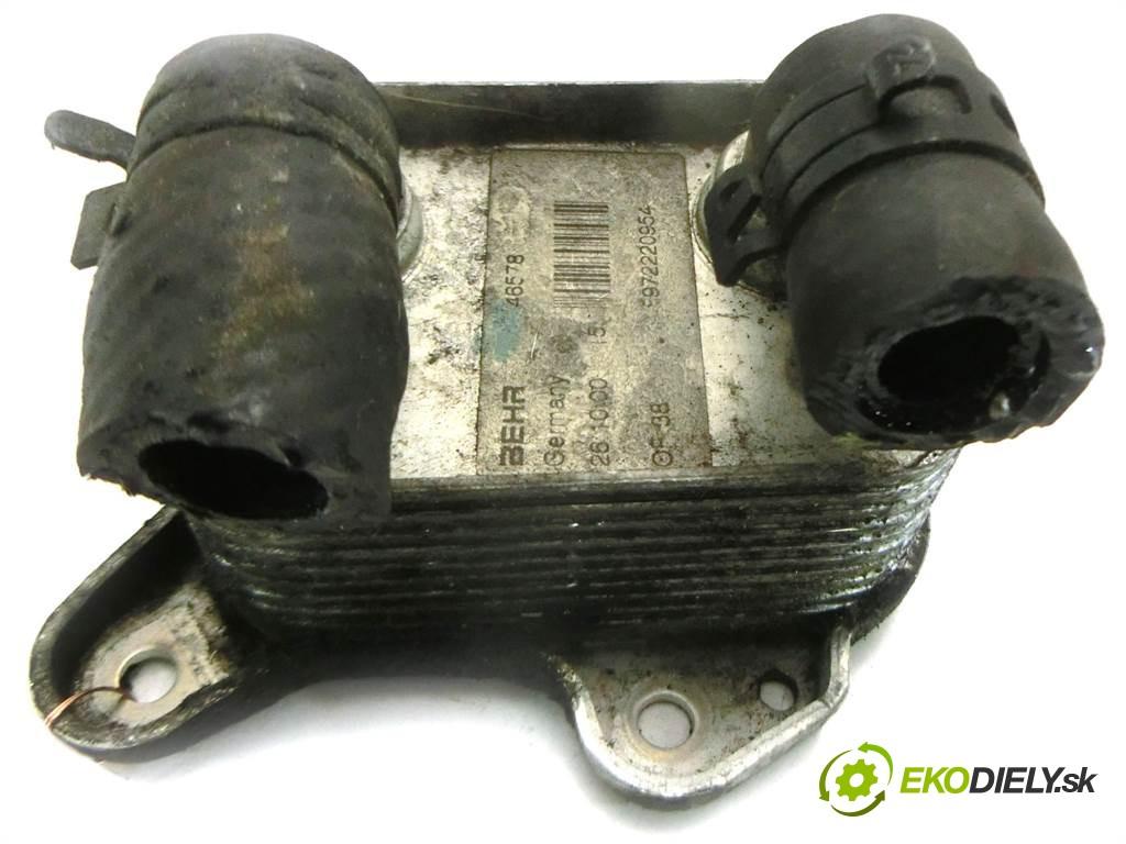 chladič oleja 972220954 Opel Corsa C       0