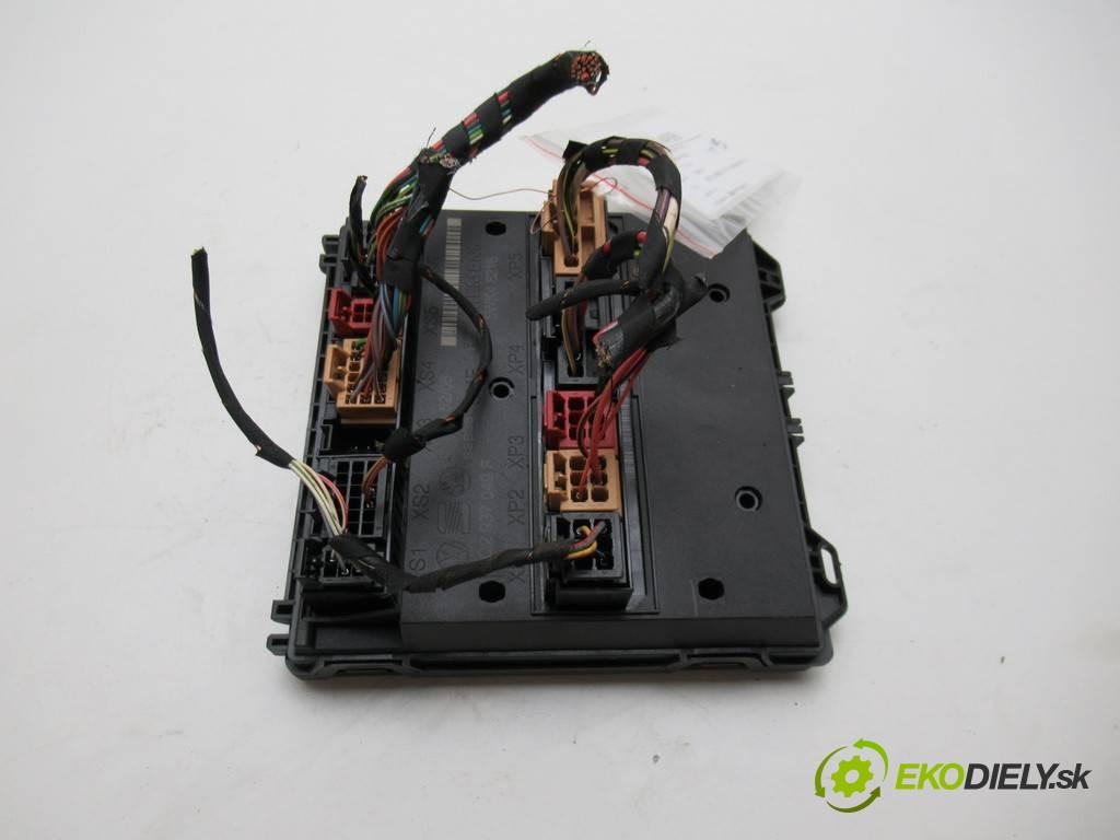 ŠKODA FABIA II 5D 1.4B 86HP 07-14 modul komfortu org.čis. 6Q2937049F