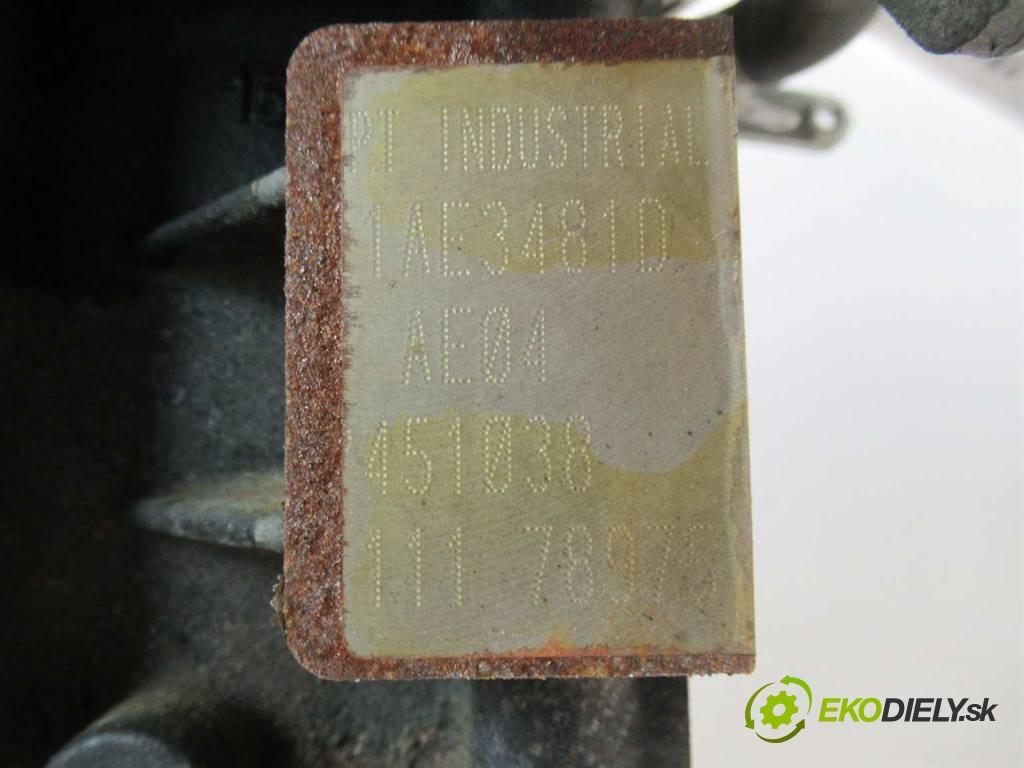 FIAT DUCATO III LIFT 2.3JTD 130HP  r.v. 06-  motor org.čis. F1AE3481D