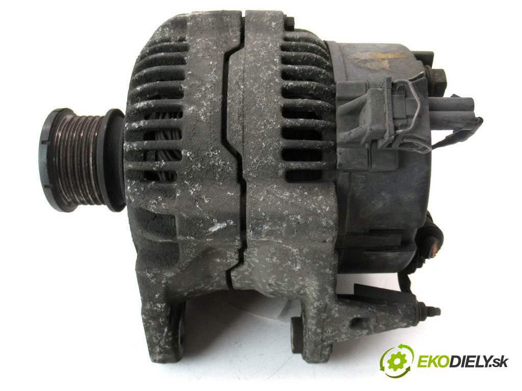 Volkswagen Sharan    1.9TDI 110HP 95-10     alternátor org.čis.  0123320007