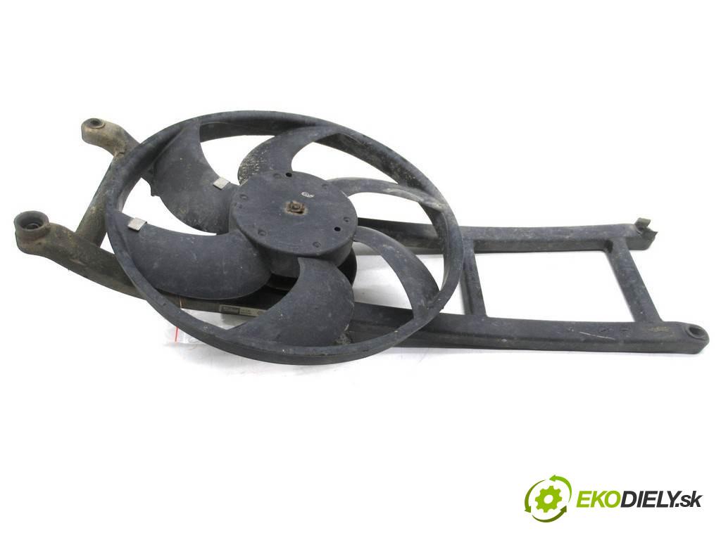 Fiat Panda II       0  ventilátor chladiča 46799410