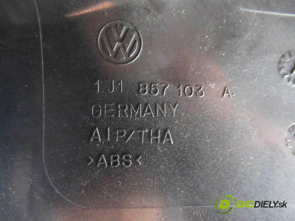 Volkswagen Golf IV       0  priehradka, kastlík spolujazdca 1J1857101A