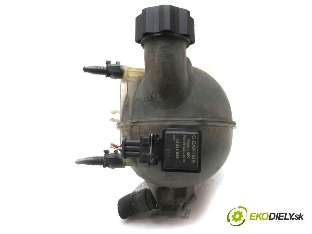 Citroen C3       0  nádržka vyrovnávacia (kvapaliny) chladiaceho 9639562580
