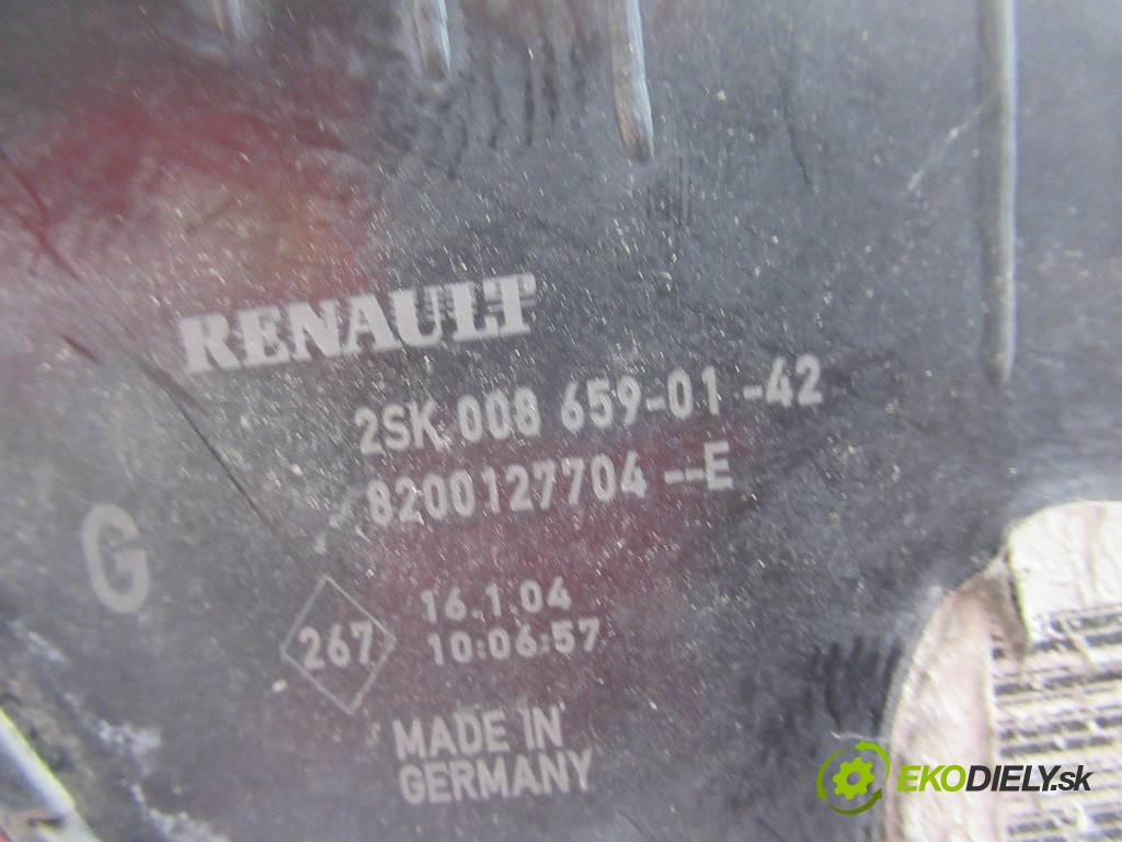 Renault Scenic II       0  světlo zadní část levá strana