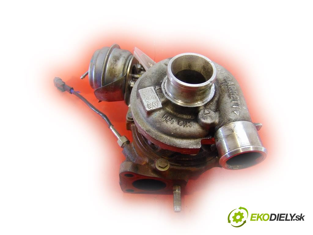 turbodúchadlo,turbo 28201-2A701 Kia Ceed II       0